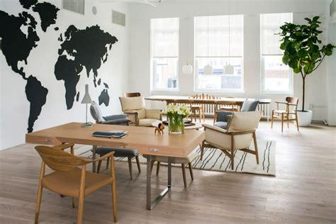 carl hansen son showroom  york retail design blog