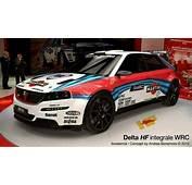Lancia Delta Integrale Hf Concept