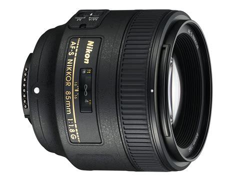 Nikon Af S 85mm F 1 4 G Lensa Kamera Black nikon af s 85mm f 1 8 g caratteristiche e opinioni