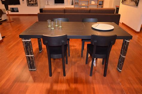 tavoli gervasoni tavolo in bamb 249 gervasoni tavoli a prezzi scontati