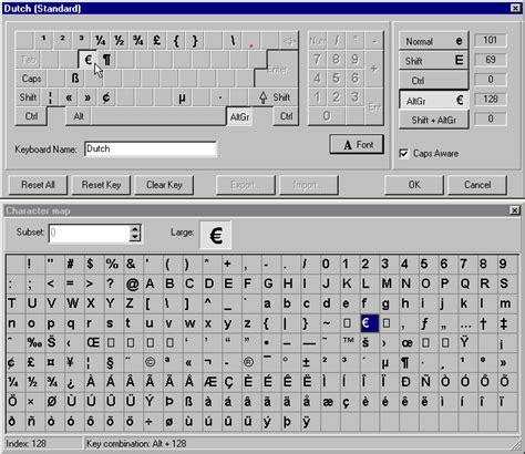keyboard layout manager unicode and multilingual file conversion font and