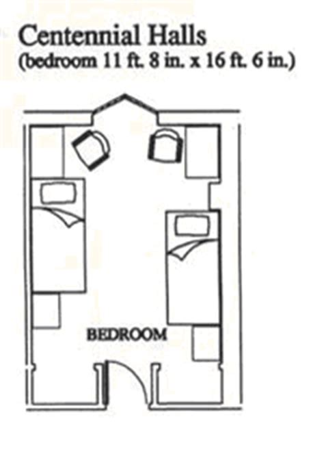 centennial hall floor plan centennial halls housing and residential education
