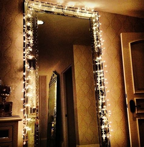 bedroom mirrors with lights around them floor to ceiling mirror room ideas pinterest