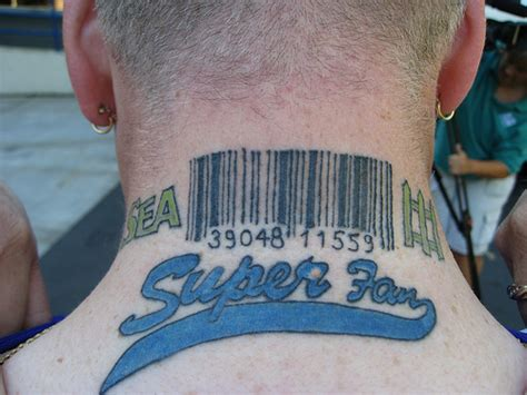 barcode tattoo guide barcodes qr codes crazy tattoos internet marketing