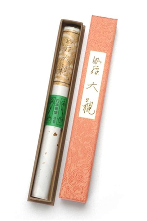 Kyara Kongo Kyara Stick 1 nippon kodo kyara taikan stick incense premium aloeswood 80 sticks