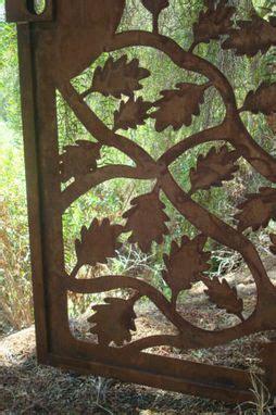 buy  hand crafted gate metal custom garden entry walk