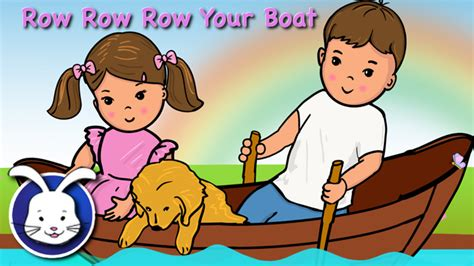 song lyrics don t rock the boat baby row row row your boat mvs nursery rhymes