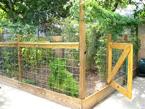garden fence ideas for great home and garden homestylediary house tour greg and s space maximizing bungalow gardens veggie gardens and