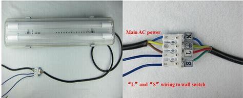 batten light fitting wiring ip65 vapor proof t8 fluorescent bulkhead light