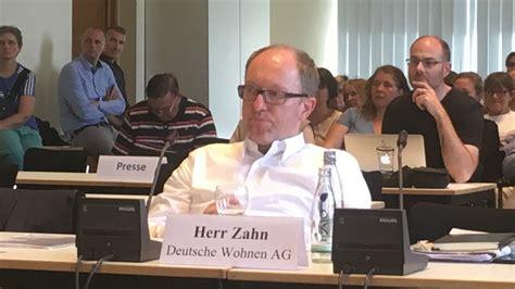 deutsche wohnung deutsche wohnen chef unter beschuss b z berlin