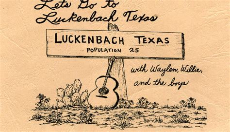 luckenbach texas map 12 things only texans can brag about