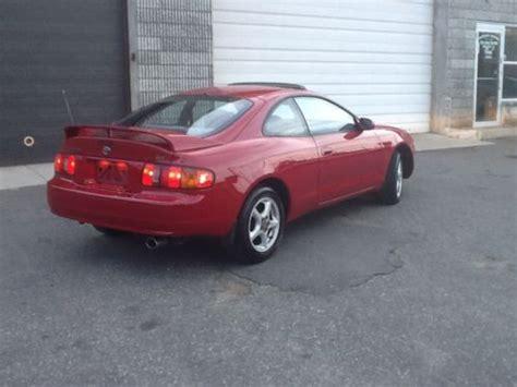 1994 Toyota Celica Gt Sell Used 1994 Toyota Celica Gt Hatchback 2 Door 2 2l In