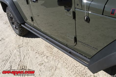jeep wrangler side rails review 2015 jeep wrangler unlimited rubicon rock