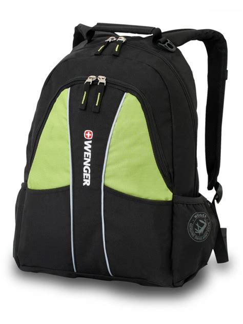 Ladika W F 82 Gren wenger back pack green