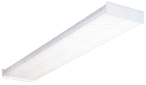 2 Foot T8 Fluorescent Light Fixtures Lithonia Lighting Fluorescent Square 2 L 4 120v Wraparound Light 32w T8 Modern