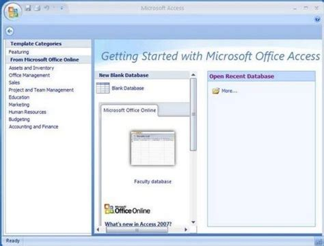 online tutorial microsoft access online training ms access 2007 advantages of ms access