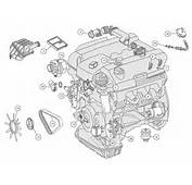 Mercedes Engine 1998 02 E320  Parts And Accessories