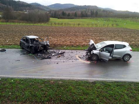 Motorradunfall Oberstaufen by Pol Og Achern M 246 Sbach T 246 Dlicher Verkehrsunfall Auf Der