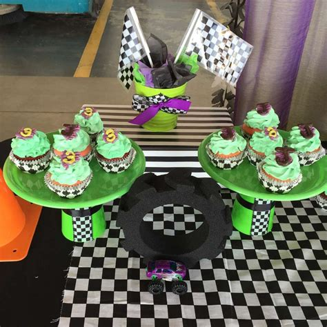 grave digger truck birthday supplies jam gravedigger birthday ideas photo 3 of
