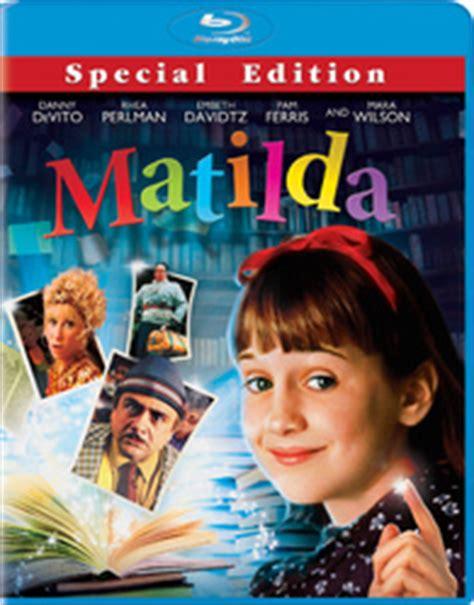 film lion matilda complet matilda blu ray special edition