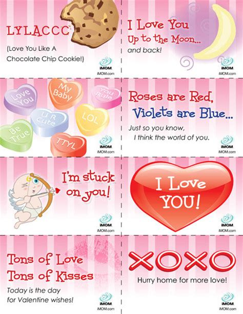 valentines day note lunchbox notes imom