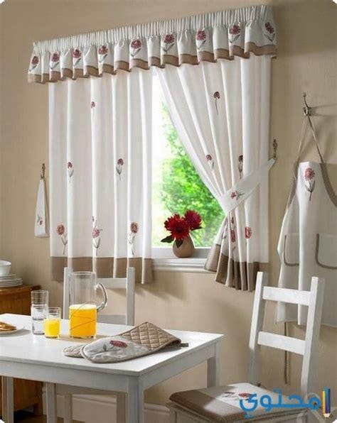 modern kitchen curtain ideas 2018 تصاميم واشكال ستائر المطبخ 2019 موقع محتوى