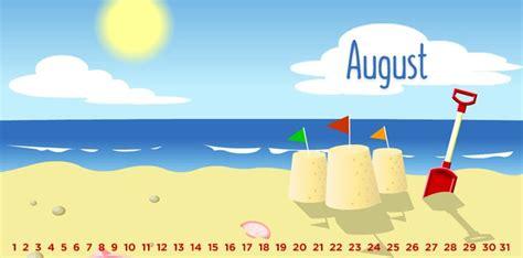 international days  august national  international days
