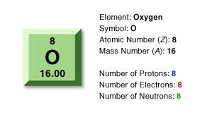 Neutrons And Protons Are Exles Of by Number Of Protons And Electrons In Oxygen Biology