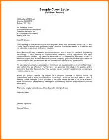 Business Letter Block Style Exle How Format Business Letter Personal Exle Block Style