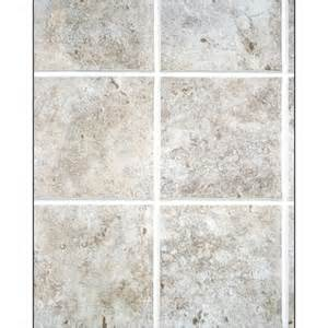 fashionwall 3 98 ft x 7 98 ft fossilstone tile board