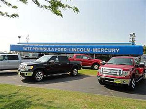 witt lincoln mercury witt auto sales ford lincoln service center mercury