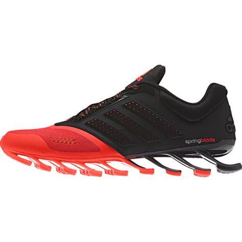 Adidas Springblade Black Pink 36 41 adidas s springblade drive 2 running shoes black sports leisure thehut