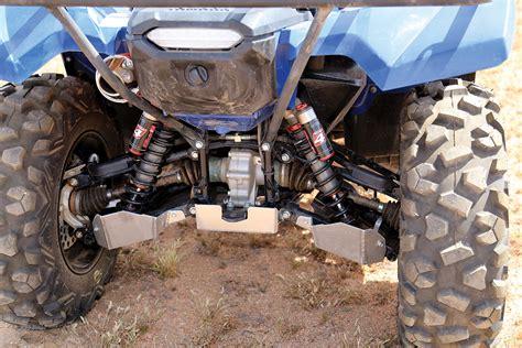 Knalpot Racing Yamaha X Ride Project High Quality project machine a better handling yamaha grizzly dirt wheels magazine