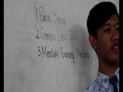 film pendek 6 orang film pendek pendidikan karakter quot menghargai pendapat quot smk