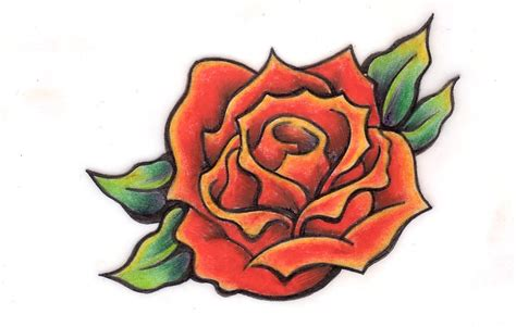 roses tattoo 6 rose tattoo design art flash pictures
