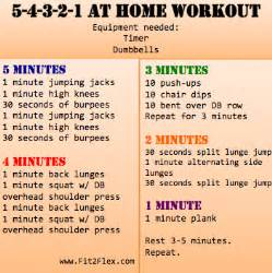 no no problem at home workout via