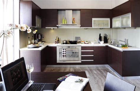 30 classy projects with dark kitchen cabinets home dark cabinets with gray floors 30 classy projects with