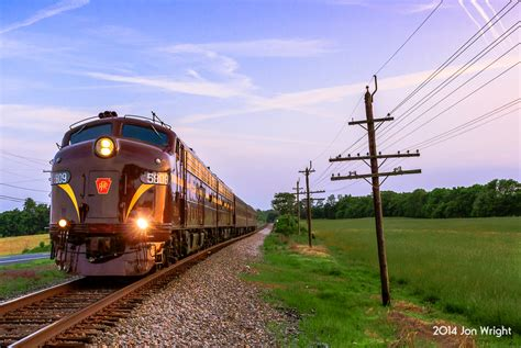 railroad pictures a guide to dinner trains 2017