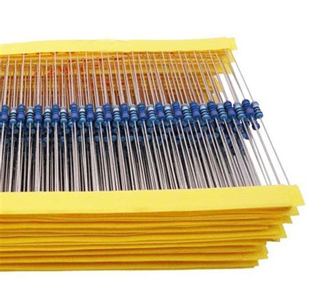 electronics resistors buy electronics resistor kit 28 images 1000pcs 1 4w 50values carbon resistors kits for