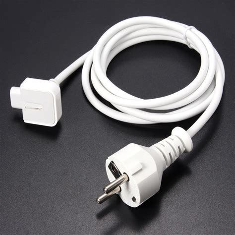 Kabel Charger Macbook Air power extension cable cord for apple macbook pro air ac wall charger adapter new ebay