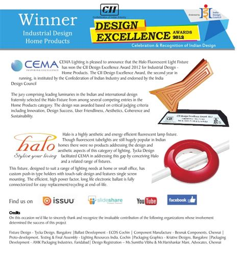 design excellence competition cii design excellence award 2012 winner