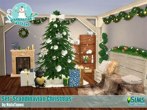 sims 3 christmas decor cc 25 best images about ts4 themes on 2015 posts and scandinavian