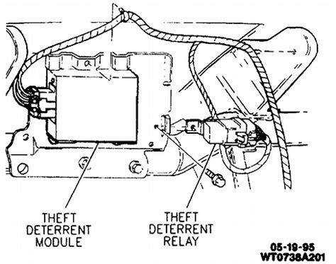 2000 pontiac montana engine diagram car parts and wiring