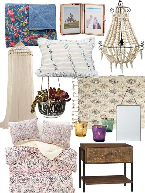 Shopping Bedroom Create The Look Artful Bohemian Bedroom Shopping Guide