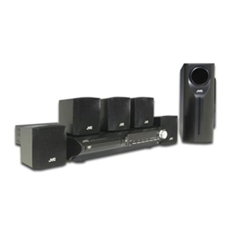 jvc th s11b home theater system 205 watts 5 1 channel