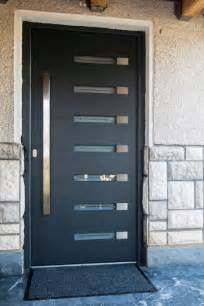 Modern Entrance Door by Modern Front Doors