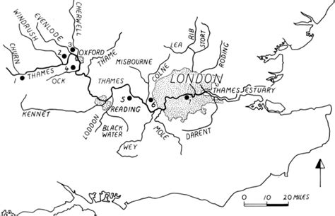 thames river tributaries prehistoric society past no 32