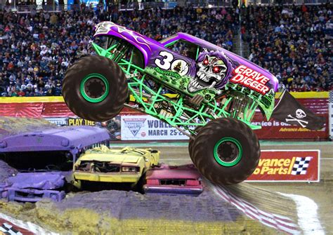 monster truck jam 2014 disney babies blog january 2014