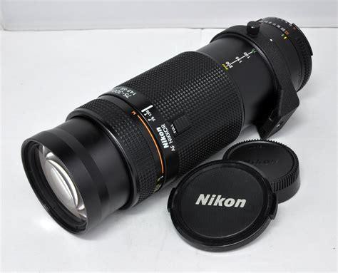 Lensa Zoom Untuk Nikon D3200 nikon af nikkor 75 300mm zoom lens for d3100 d3200 d5100