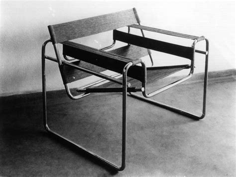 sedia wassily knoll international wassily chair by marcel breuer 1925